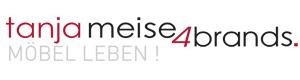 Tanja Meise 4Brands Logo
